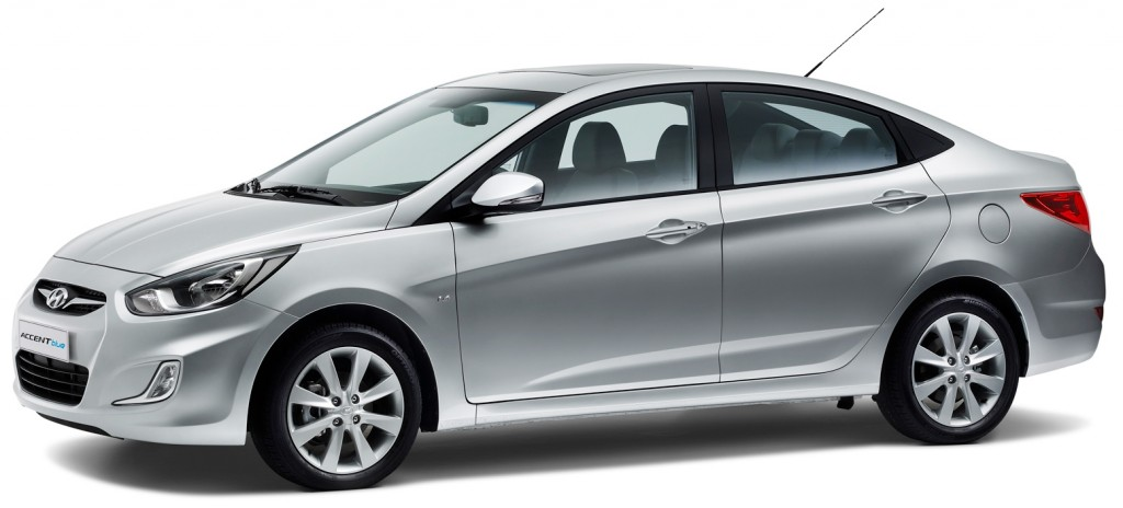 HYUNDAI Accent Blue Diesel  Filo Rent A Car